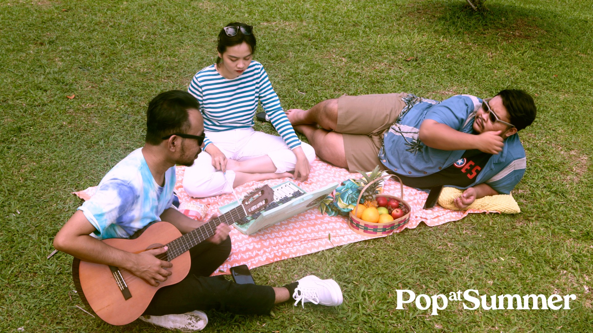 "Pop at Summer Rilis Single Baru ""Summer is Coming"""