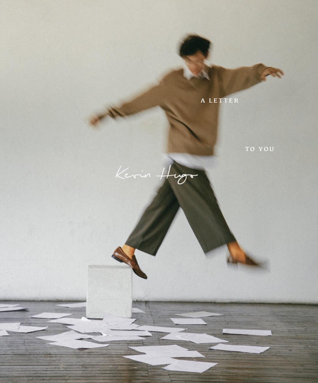 Kevin Hugo, rilis single perdana : 'A Letter To You'