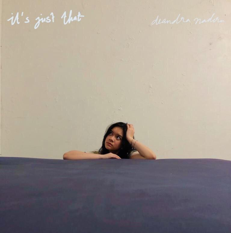 "Deandra Nadira Merilis Single Perkenalan, ""It's Just That"""