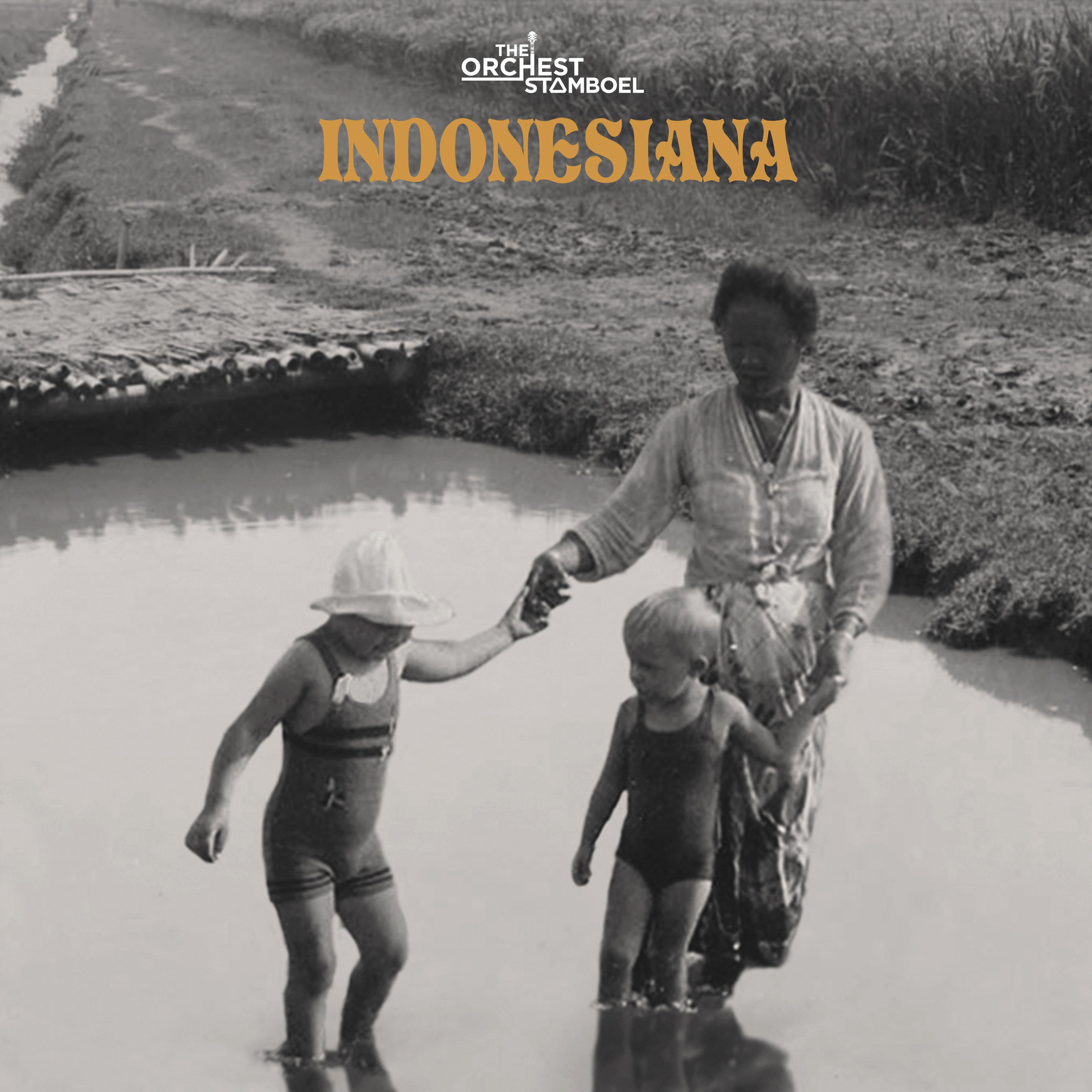 Indonesiana, album istimewa Orchest Stamboel