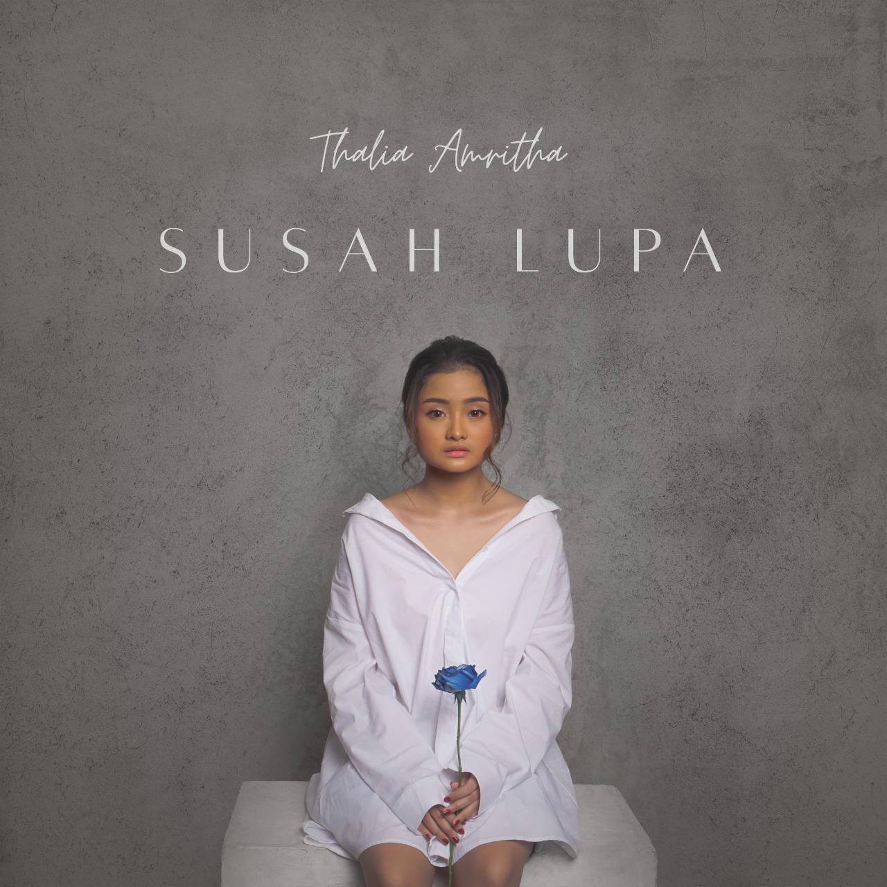 Kolaborasi Thalia Amritha bersama Pika Iskandar di single : 'Susah Lupa'