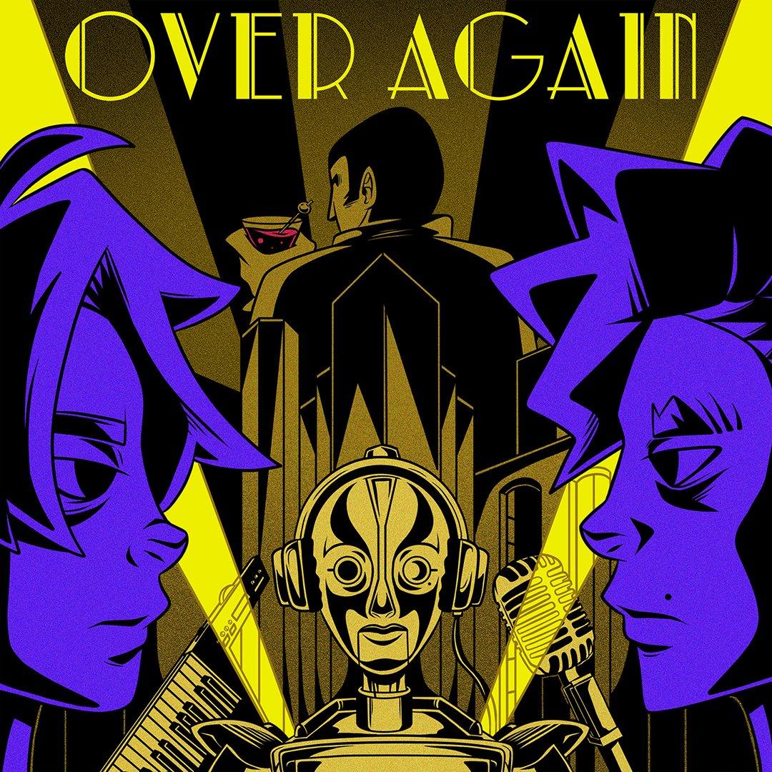 Rebel Suns sajikan Pop Disco Funk di single terbaru : 'Over Again'