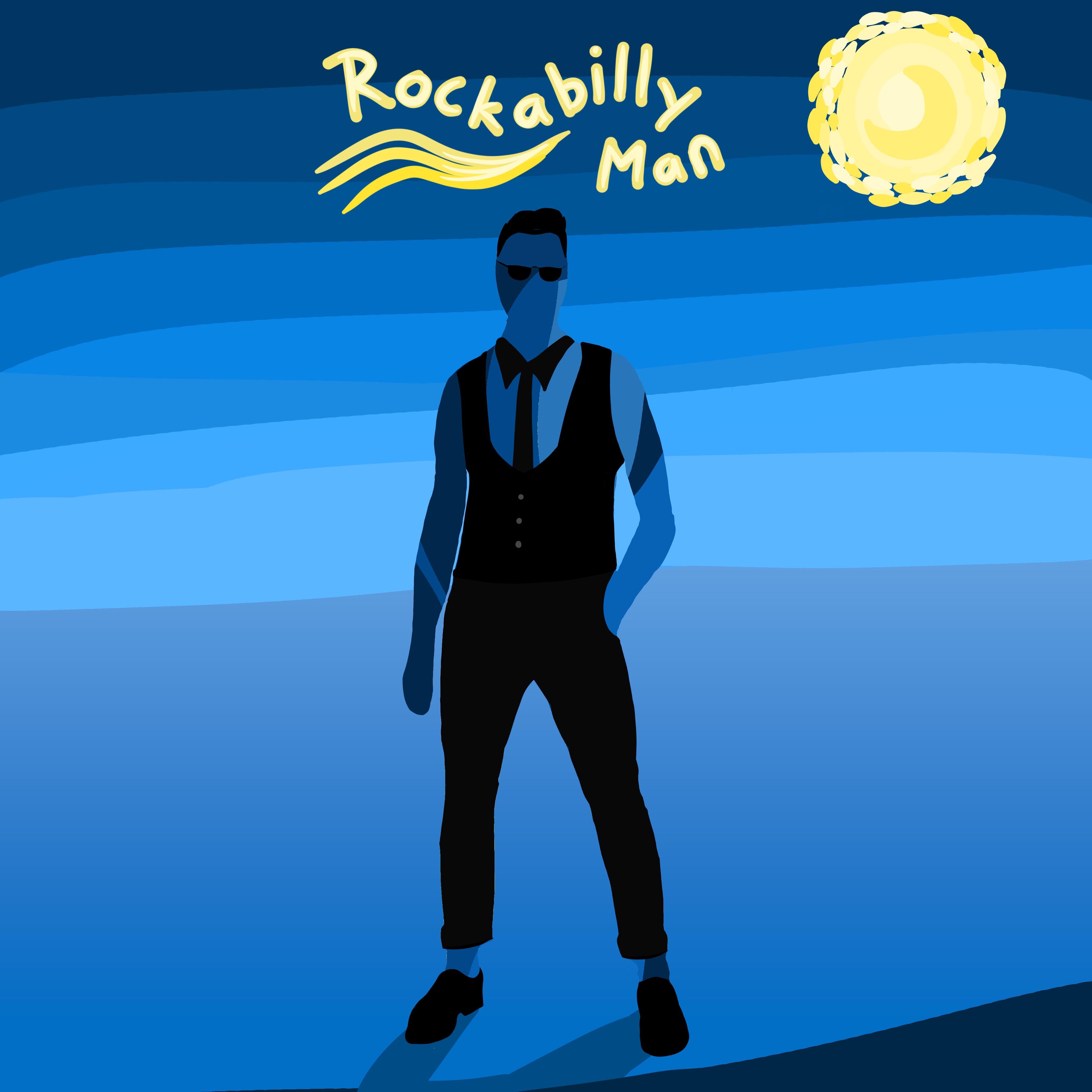 The Senior High School Release Rockabilly Man Video Clip